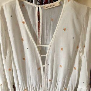 Dresses & Skirts - Chloe and katie romper